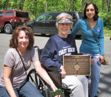 Historic Marker dedication, BH Day 2013