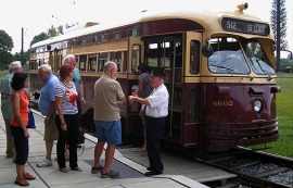 BHHC at Trolley Museum
