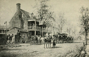 Indian Queen Tavern
