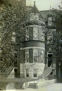 203 Maryland Avenue, 1890s