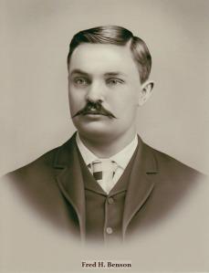 Fred Hodges Benson