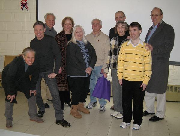 Benson Family group shot