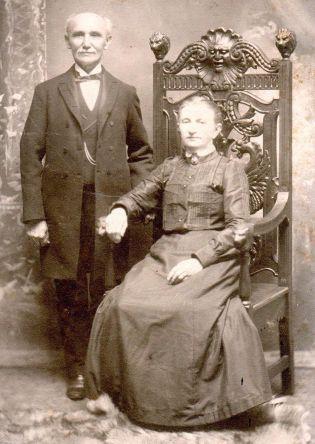 Johann & Marie Bonnet, ca 1890s