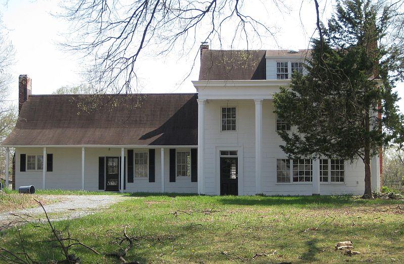 Sportland Historic Home